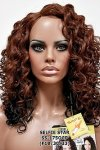 MD-SS-175-OCP: LACE PART OFF CENTER PART LONG DEEP CURL WIG