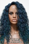 MD-SS-165-OCP: LACE PART OFF CENTER LONG LAYERED DEEP CURL WIG
