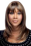 VF-H201-V: 100% PREMIUM HUMAN HAIR PURE STRETCH CAP WIG