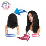 HP-HLF3LW-AURORA: 360 LACE FRONT 100% VIRGIN REMY HAIR WIG