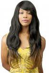 CH-BTH25: BRAZILIAN TRESS HUMAN HAIR BLEND GLAM WAVE WIG
