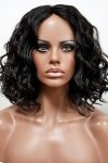 MD-SS-180-CP: LACE PART CENTER PART MEDIUM LENGTH WIG