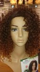 JZ-CAPRI-ACW84: CURLY QUALITY NATURAL FIBER WIG