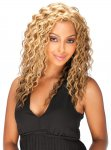 "SN: MONARDA 19"": 100% HAND TIED FULL LACE SYNTHETIC HAIR WIG"