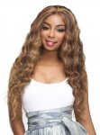 SN-DIXIE: WHOLE LACE 100% HAND TIED HUMAN HAIR BLEND WIG