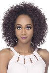 "VF-FHW-VIRGO: 13"" LAYERED TIGHT SPIRAL CURL EXPRESS - HALF WIG"