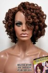 MD-SS-183 OCP: LACE PART NATURAL KINKY TEXTURE CURL WIG