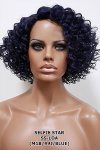 MD-SS-LOA: MEDIUM WATER DEEP CURL WITH C- TYPE SKIN PART WIG