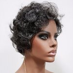 MD-PEGGY: SHORT LOOSE CURLY STYLE WIG