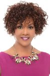 VF-HH-WHITNEY-V: 100% PREMIUM HUMAN HAIR PURE STRETCH CAP WIG