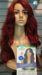 JZ-PORSHA ACW-66: QUALITY NATURAL FIBER LONG WIG