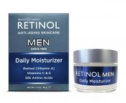 SKL- MEN RETINOL DAILY MOISTURIZER- TO NOURISH AND PROTECT
