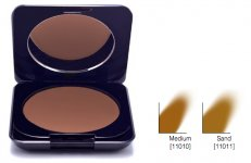 FLORI ROBERTS: SHEER FINISH BRONZING POWDER