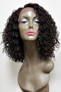 MD-SLF-OCEAN: SWISS LACE FRONT OFF CENTER DEEP CURL WIG