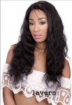 JZ-HTLW75-LAVERNE: 100% VIRGIN HUMAN HAIR HAND TIED WIG