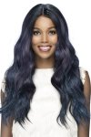 "VF-EUNICE: 6""x 4""JUMBO LACE FRONT LOOSE VERSATILE PARTING WIG"