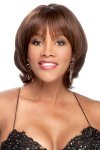 VF-H203-V: 100% PREMIUM HUMAN HAIR PURE STRETCH CAP WIG