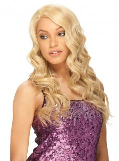 "SN- EROS 22"": PREMIUM QUALITY LACE FRONT WIG"