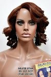 MD-SS-163-OCP: LACE PART OFF CENTER PART LOOSE CURLY WIG