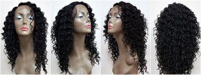 MD-SLF-LETTE: SWISS LAFE FRONT LONG WATER DEEP CURLY WIG