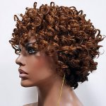 MD-RUE: QUALITY SHORT FINGER CUTEY SPRINGER CURL WIG