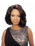 EV-NBS-1202: LACE FRONT DEEP I PART HEAT RETARDANT WIG
