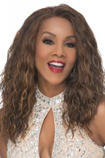 "VF-ORLANDO-V: 19"" DEEP LACE FRONT LOOSE WATER WAVE WIG"