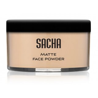 SACHA COSMETICS: MATTE FACE POWDER