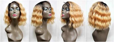 MD-SLF-SEBITA: SWISS LACE FRONT SIDE PART LOOSE BEACH WAVE WIG