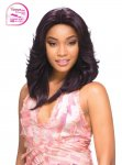 SN-CINDY: LACE FRONT FLEX PART NATURAL PARTING WIG