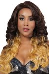 "VF-MELROSE: 26"" BODY WAVE DEEP LACE FRONT WIG"