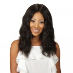 HP-HLF-AUDREY: 100% VIRGIN REMY HAND TIED LACE FRONT WIG