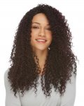 WB-HS-KENYA: HALF -3/4 ALL CURLY WIG