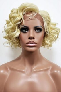 MD-SLF-PENN: LACE FRONT SIDE PART MEDIUM LOOSE CURL WIG