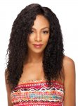 SN-JERRY CURL: 100% NATURAL HUMAN HAIR WHOLE LACE WIG