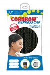 VF-CEXSTCB: CORNROW WITH COMBS-STRAIGHT BACK