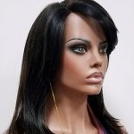 MD-LPW-162: LACE PART LONG STRAIGHT LAYERED CUT WIG