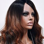 MD-LPW-127: LACE PART EXTRA LONG LOOSE WAVE WIG