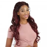 HP-PL-HEIDI: LACE FRONT LONG BODY WAVES DEEP I PART WIG