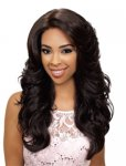 EV-WIL-904: WIDE DEEP I PART LACE FRONT HEAT RETARDANT WIG