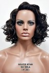MD-SX- SELA: HUMAN HAIR BLENDED FULL WIG