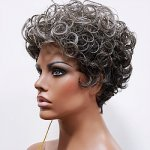MD-SPRINGER: QUALITY MEDIUM CURLY WIG