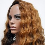 MD-MARIBEL: EXTRA LONG LOOSE WET & WAVY SKIN PART WIG