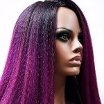 MD-LPW-125: LACE PART WIG LONG YAKI TEXTURE STRAIGHT L;AYERED