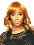 CHO-ECO-211: ECO QUALITY HUMAN HAIR BLENDED WIG