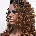 MD-ROANA: QUALITY CURLY LONG WIG