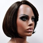 MD-IL-214DP: EAR TO EAR LACE FRONT 100% HAND KNOTTED PART WIG