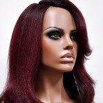 MD-LPW-130: LACE PART MEDIUM LONG WIG