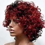 MD- KESIA: MEDIUM LENGTH LOOSE CURLY WIG