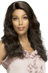 VF-MARGERET: REMI NATURAL BRAZILIAN HAIR SWISS LACE FRONT WIG
